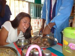 Yum, Camel Meat