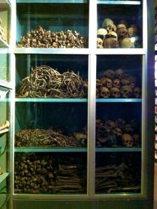 Human Remains at the Red Terror