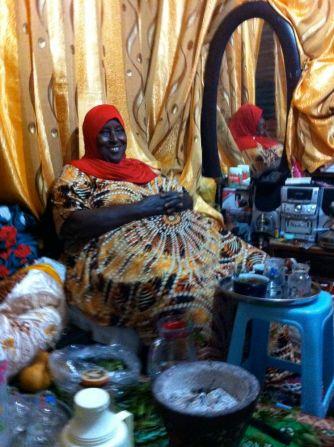 Big Mama (A Shop Owner)