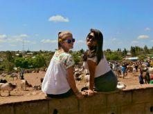 Overlooking the Camel Market