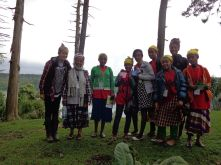 Team Neem at Lake Zengena!