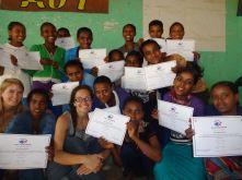 Peace Corps Certificates