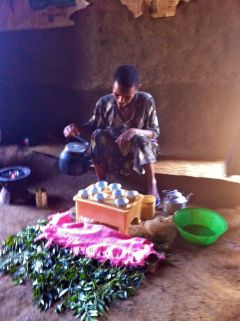 One Last Coffee Ceremony with Fatle's Mom
