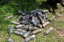 Finished Bottle Bricks