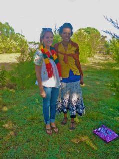 Ababa and I